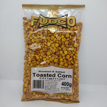 Fudco Original Toasted Corn 400g