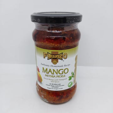 Fudco Mango Methia Pickle 300g