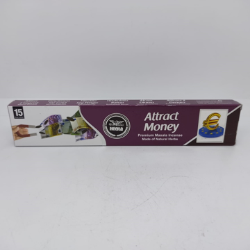 Heera Attract Money Incense Stick15g