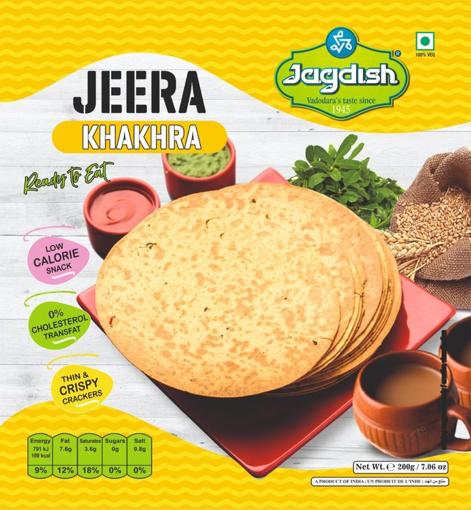 Jagdish Jeera Khakhara 200g