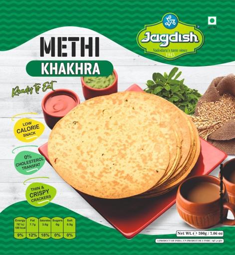 Jagdish Methi Khakhara 200g