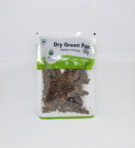 Uthra Dry Green Pan 100g