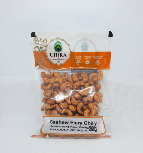 Uthra Cashew Fiery Chilly 200g