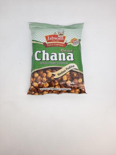 Jabsons Roasted Chana Nimboo Pudina 140g