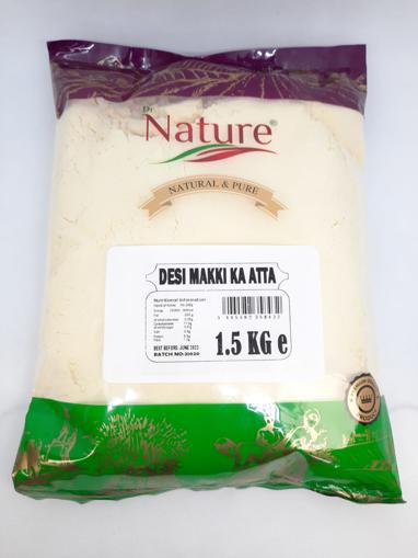 Dr.Nature Desi Makki Atta 1.5kg