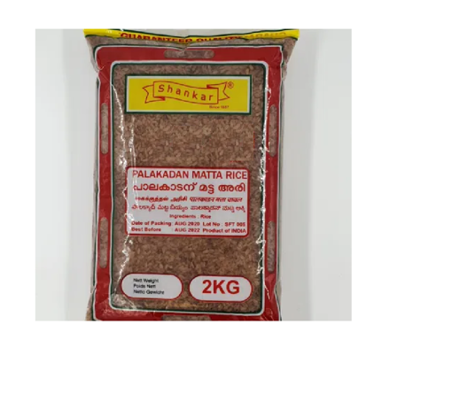 Shankar Palakadan Matta Rice 2kg